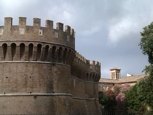 Medieval Castle of Giulio II